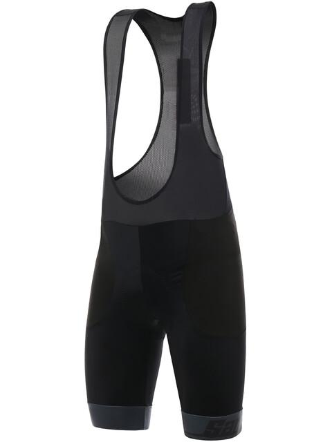 Santini Scratch Resistant Bib Shorts Men nero